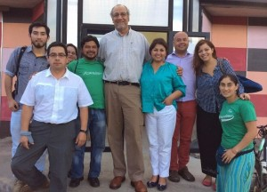 Hernán Low Gómez, City Manager de Paillaco, Chile. vía suractual.cl
