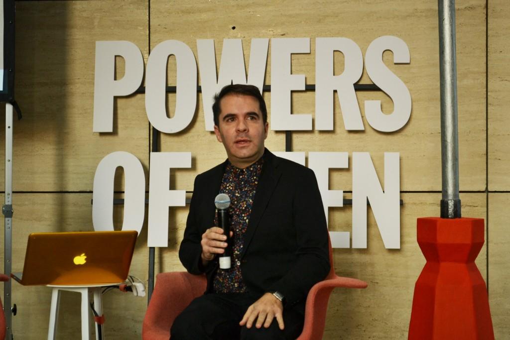 Andrés Jaque, el constructor de sociedades