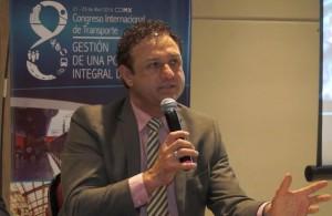 Jesús Padilla Zenteno, presidente de la Asociación Mexicana del Transporte y Movilidad (AMTM).