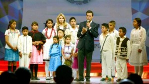 Enrique Peña Nieto en la inauguración del Tianguis Turístico 2016.