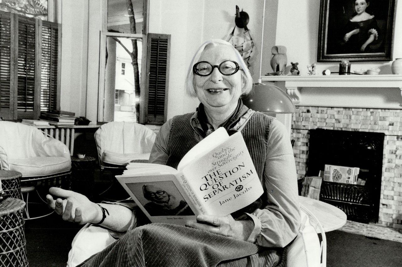 100 años de Jane Jacobs