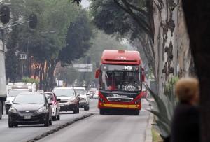 El Metrobús de la CDMX cuenta con 208 estaciones.