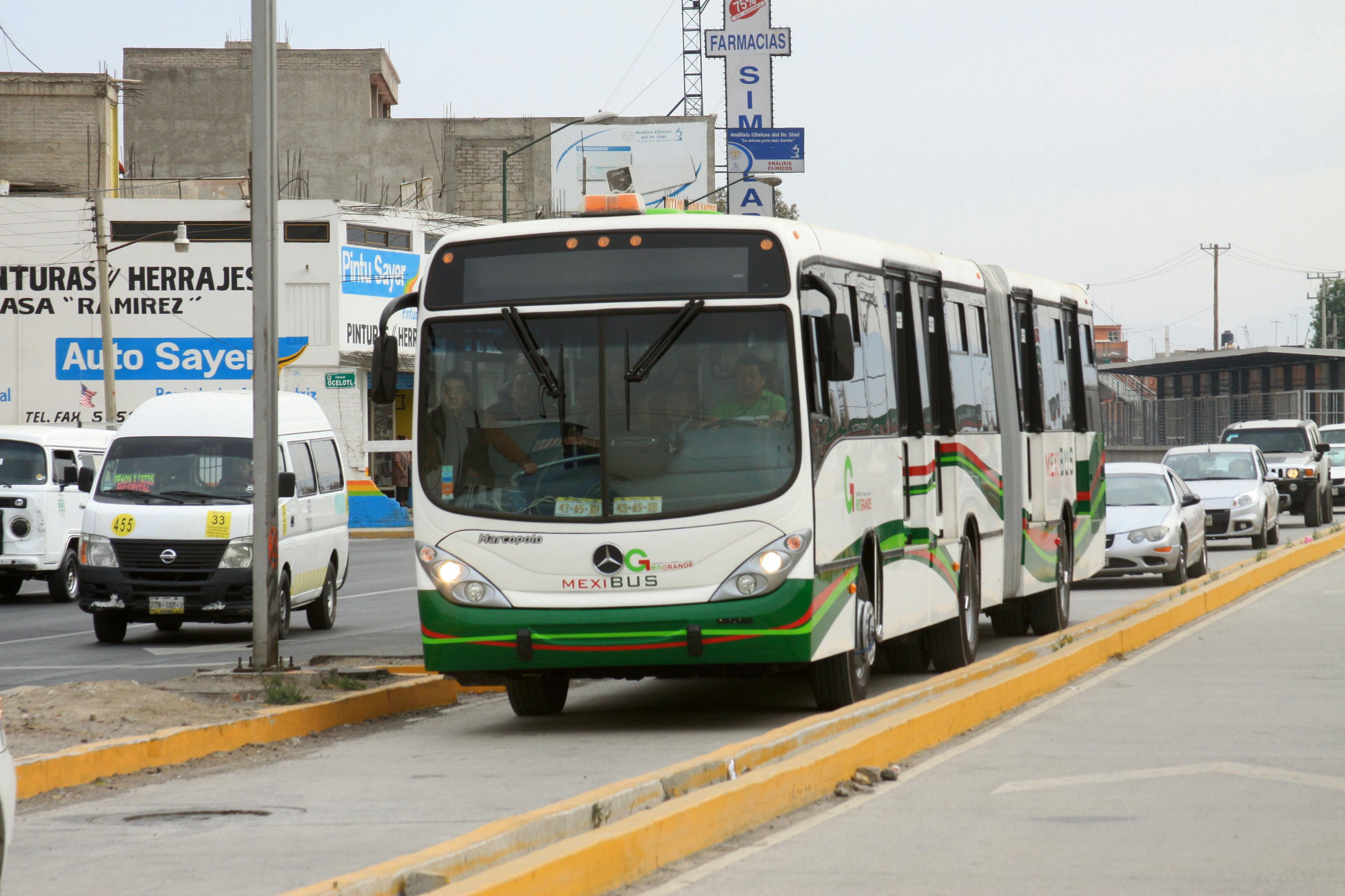 Proponen ampliar transporte confinado
