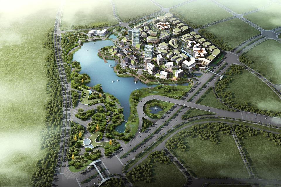 Imagina arquitecto belga ciudades ideales
