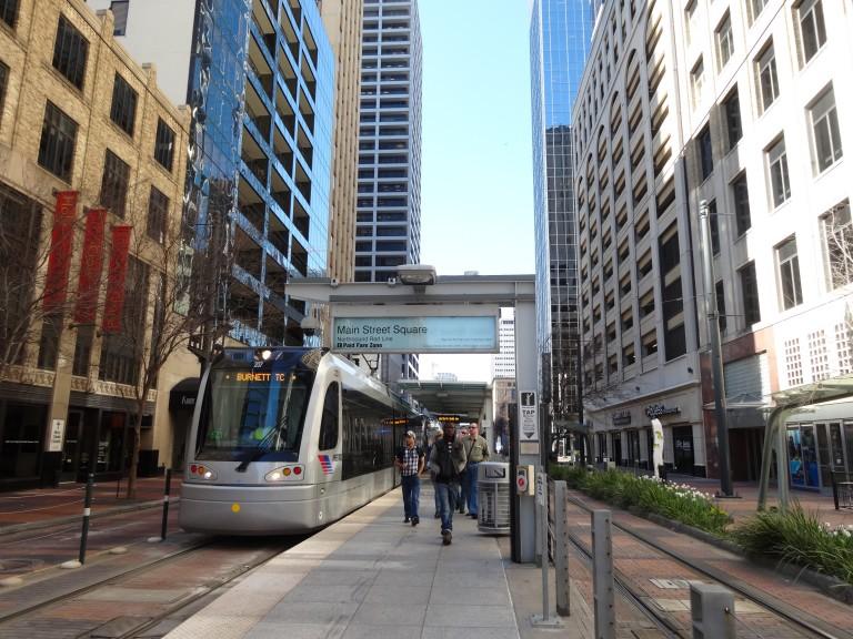 Main Street Square en Houston. Tx. Foto: Henry Grabar