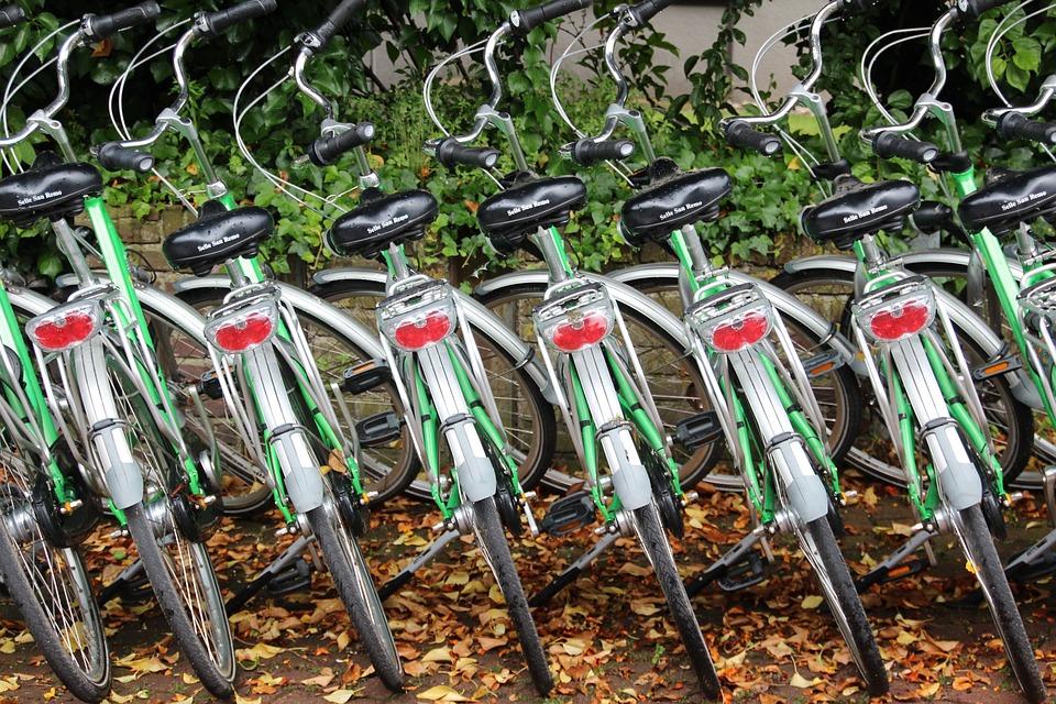 Promueven generación de energía con bicicletas