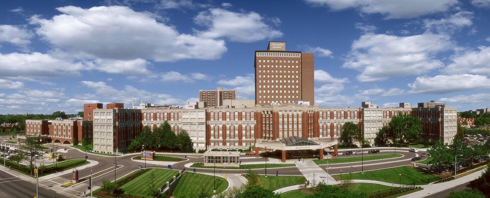 Sueña hospital de Detroit con urbanismo inclusivo