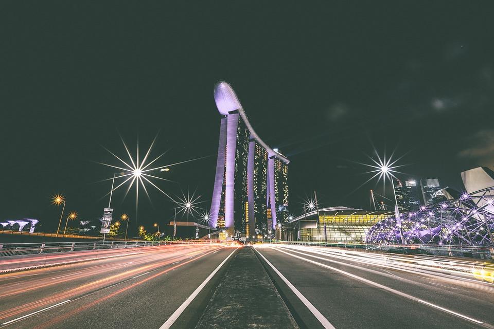 Se realizan primeras pruebas de autos autónomos en Singapúr