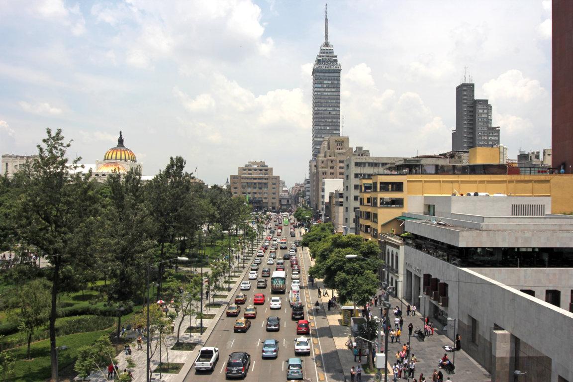 Otorgan recursos a la CDMX para creación de corredor verde
