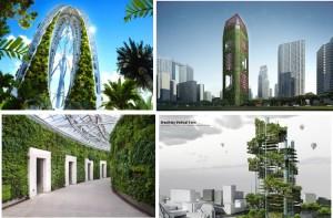 Construcciones verticales. Imagen: distriladam.com
