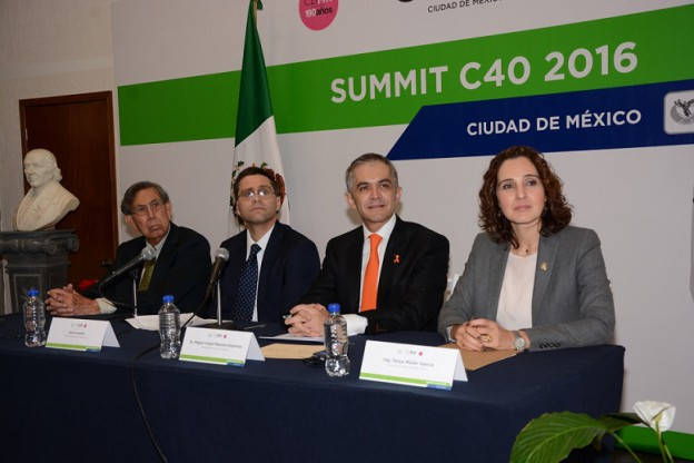 Será CDMX sede de diálogo para soluciones urbanas al Cambio Climático
