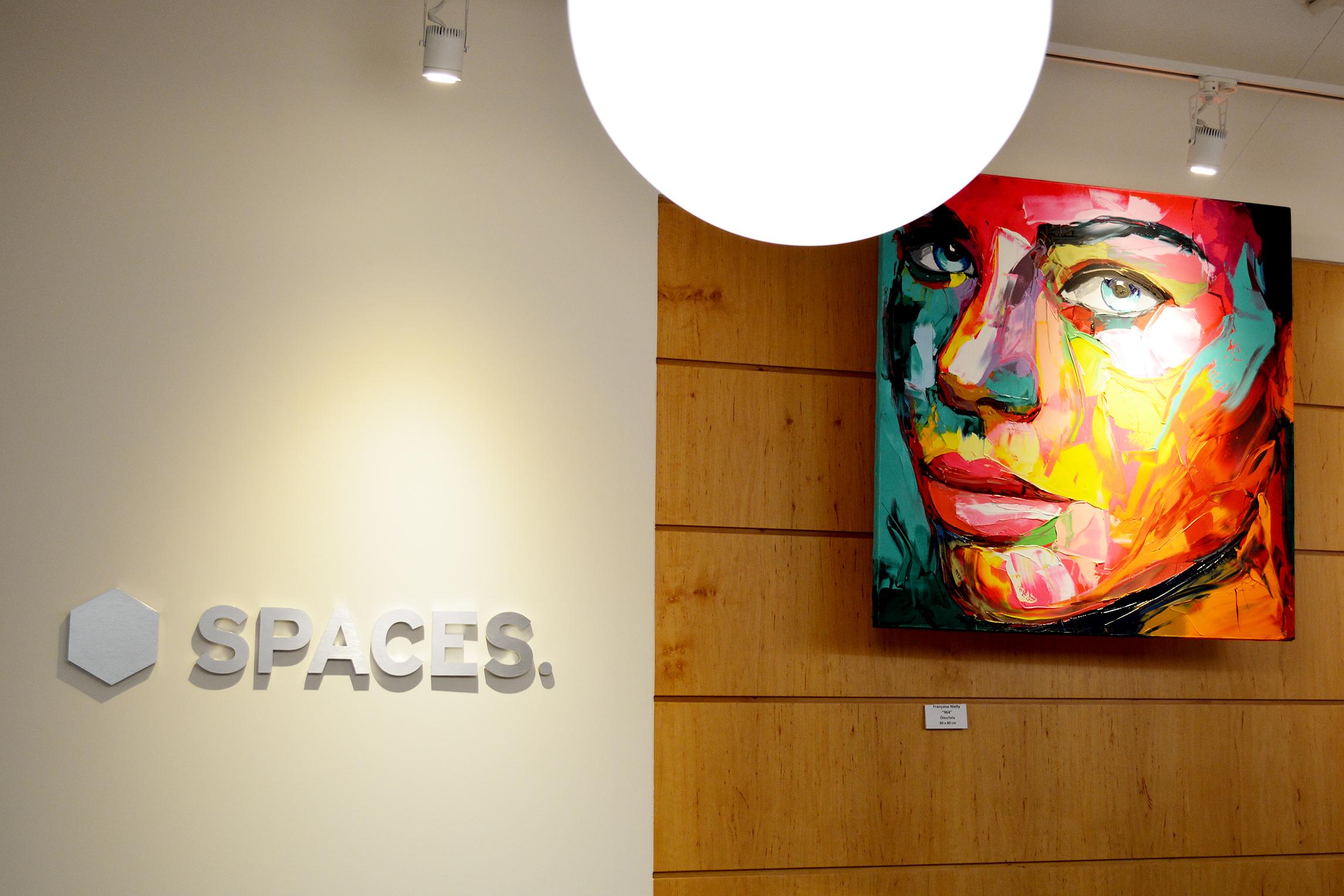 Space, arte y trabajo en un solo lugar