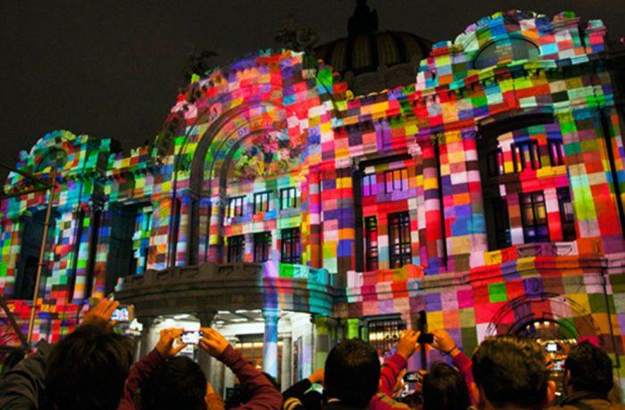 Llega el Festival Internacional de las Luces a la CDMX