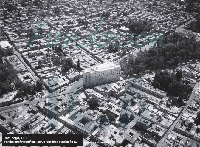 Evolución de algunas centralidades urbanas de la CDMX