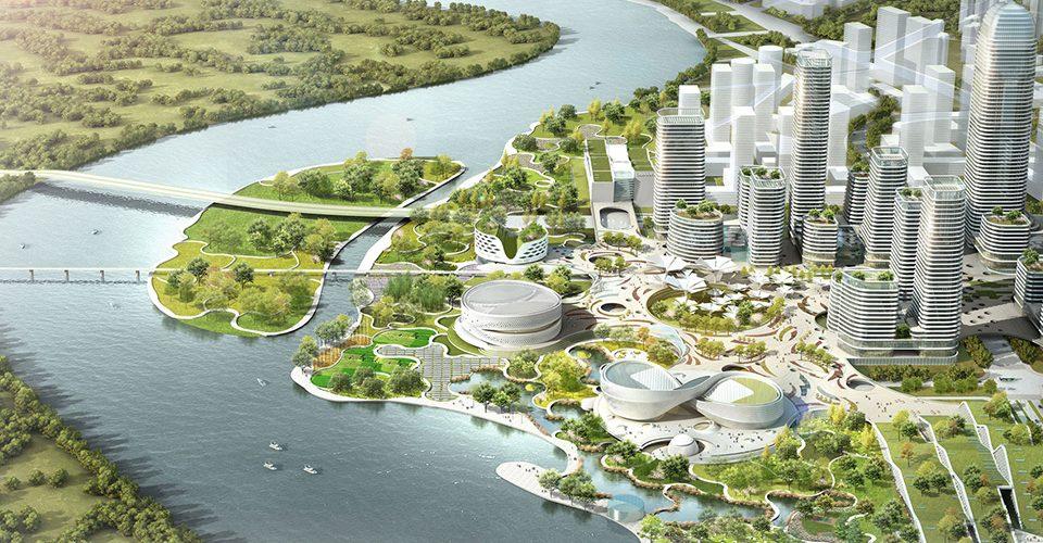 Arquitectura con miras hacia el denso futuro de las ciudades