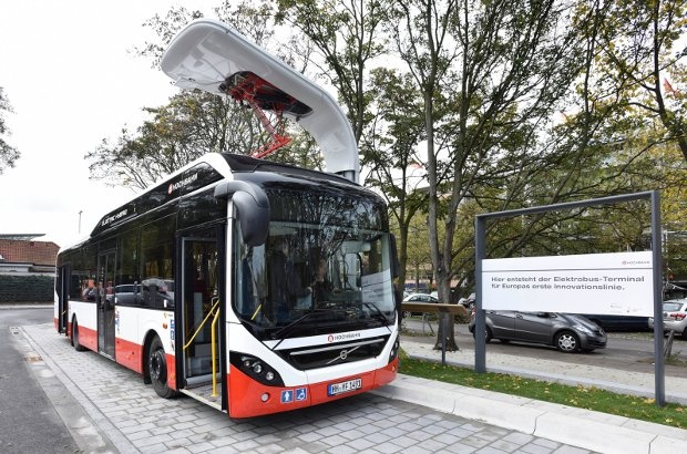 Suiza apuesta por trasporte eléctrico urbano