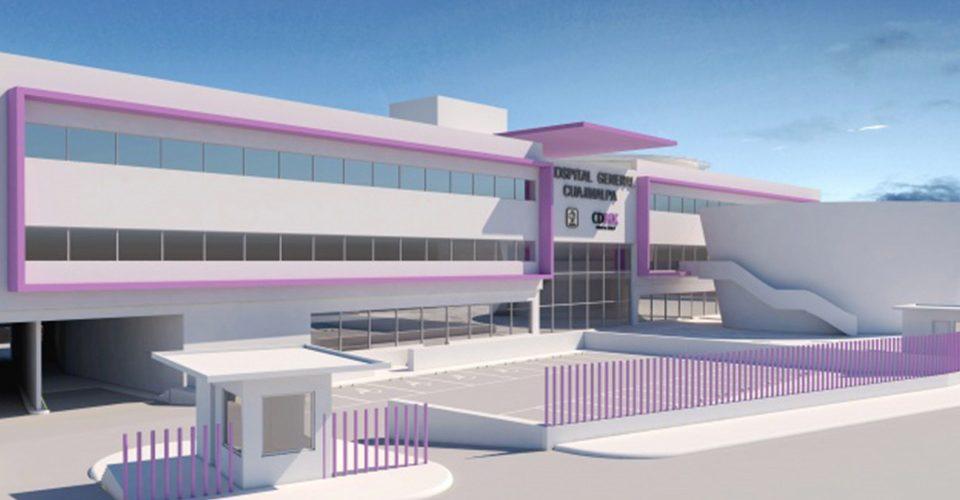 El nuevo Hospital de Cuajimalpa será sustentable