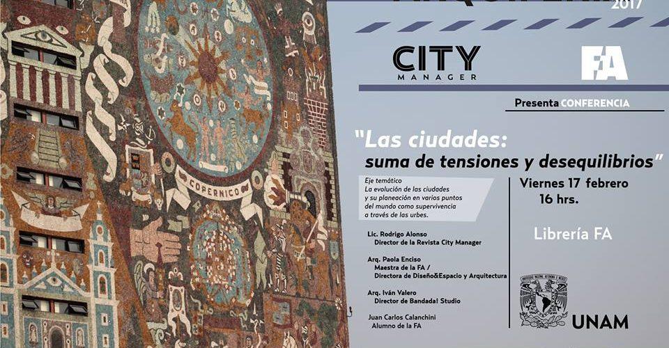 Ciudades incluyentes, una necesidad del siglo XXI