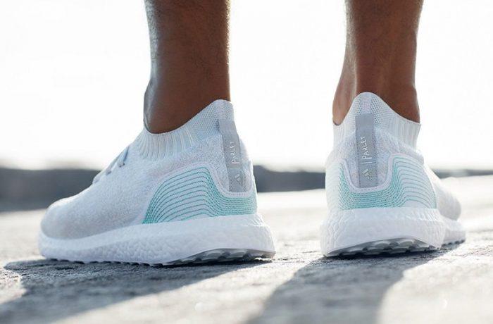 Crean primer calzado deportivo con materiales reciclados