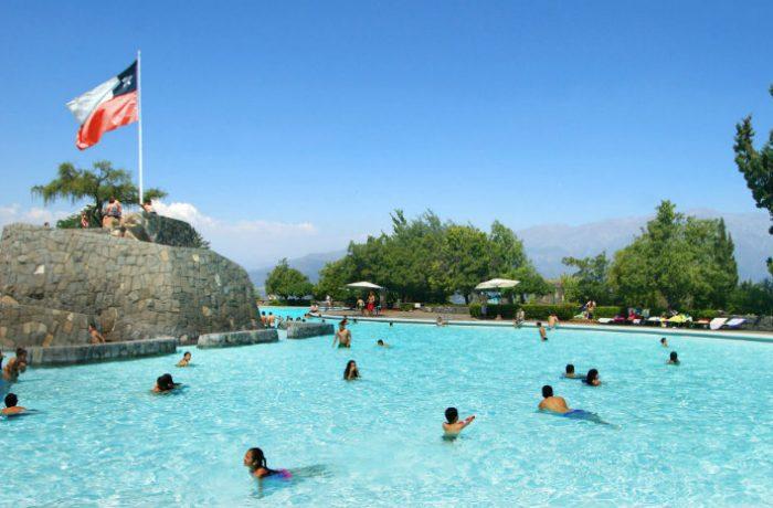 El Parque Metropolitano de Chile es el más grande del mundo.