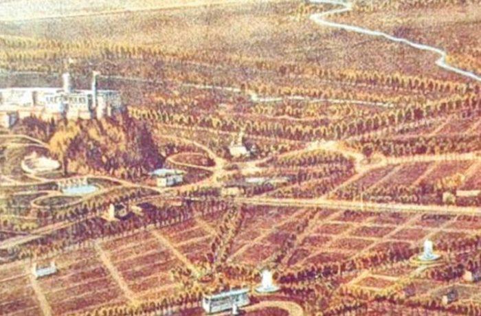 La colonia Condesa, ¿Ciudad Jardín a la Mexicana?