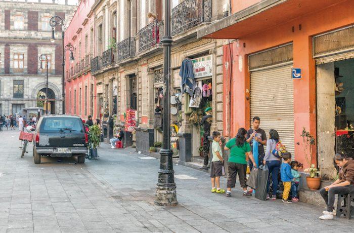 espacios publicos en las ciudades