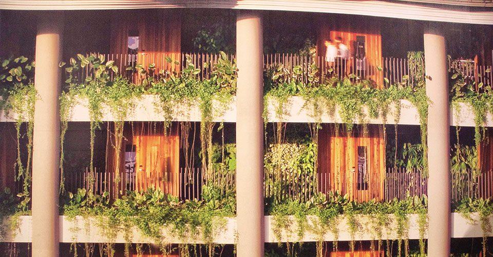 Urbanismo de interacción humana, animal y vegetal