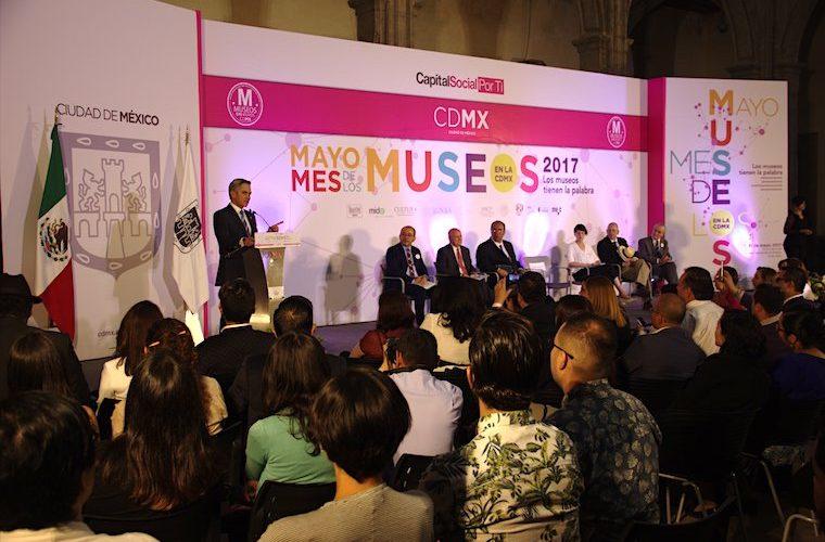 Mayo, mes de los museos en la Ciudad de México