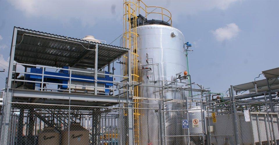 Se inaugura en la CDMX el primer biodigestor del país