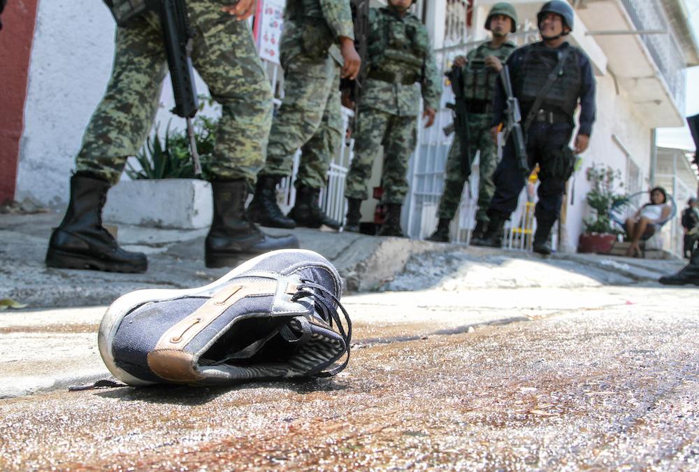 violencia urbana acapulco