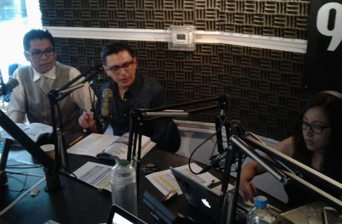 Revista City Manager presente en Ibero Radio