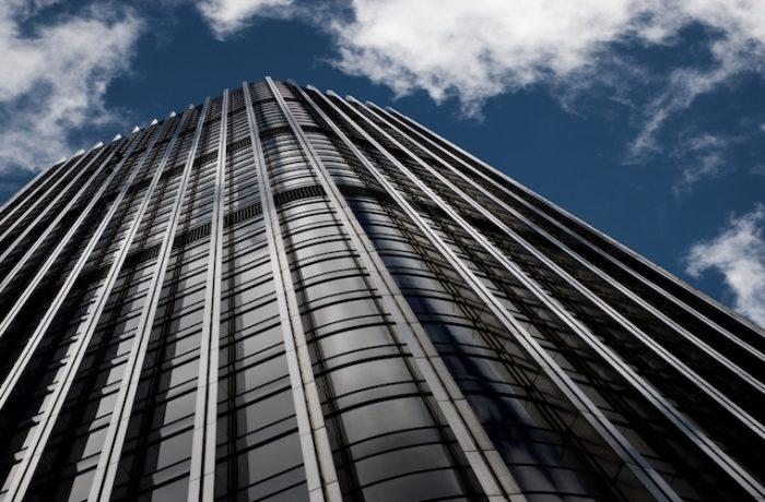 Rascacielos: impacto de altura