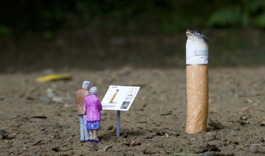 Conoce el mundo en miniatura de Slinkachu y 'The Little People Project'