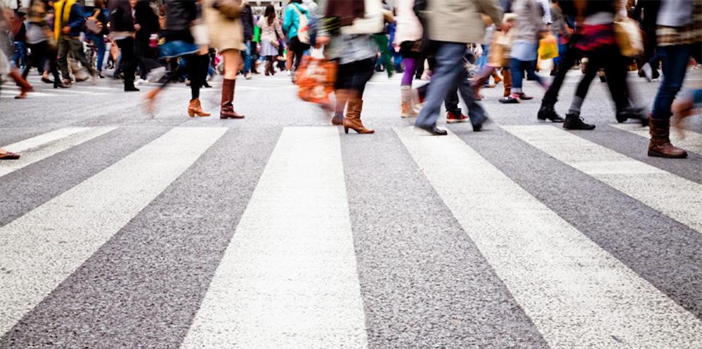 Día Internacional del Peatón: todo viaje inicia y termina caminando