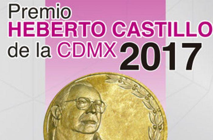 Premio Heberto Castillo: por una ciudad conciencia
