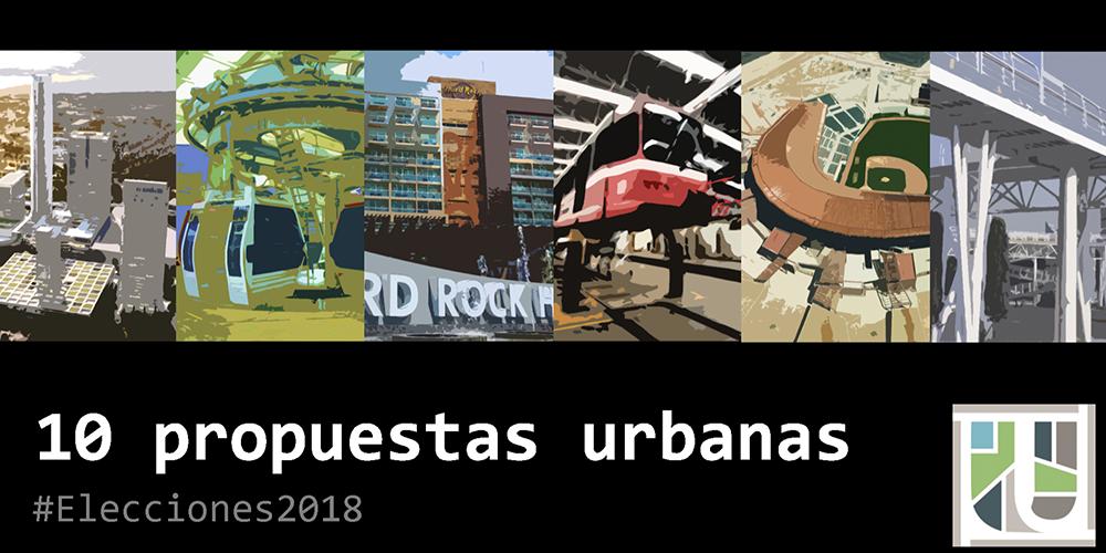 Colegio de Urbanistas de México convoca a la propuesta urbana rumbo a las #Elecciones2018