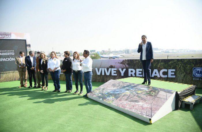 Proponen modernización del oriente de la Ciudad de México