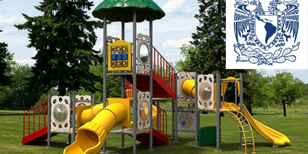 Propone universitario crear parques modulares en la CDMX