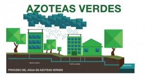 ¿Podrá la ciudad llegar a ser estandarte en instalación de azoteas verdes?
