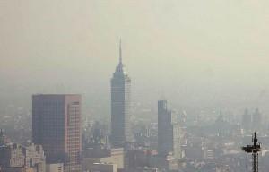 La Ciudad contaminada.