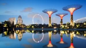 Singapur, la ciudad más cara del mundo.