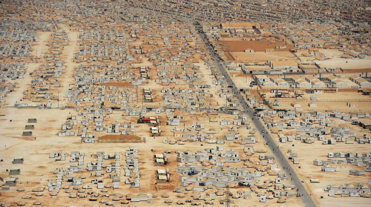 Campos de refugiados, ciudades emergentes