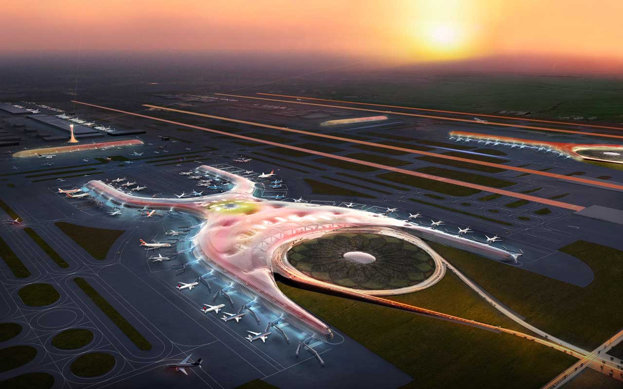 Aprovechan ciudades espacio de aeropuerto en desuso