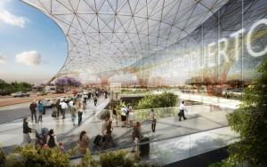 Imagen de propuesta realizada por los arquitectos Norman Foster y Fernando Romero. vía MX City - Guía Insider