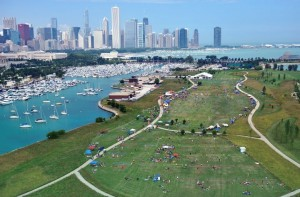 El ex alcalde de Chicago Richard M. Daley ordenó la demolición del aeropuerto.