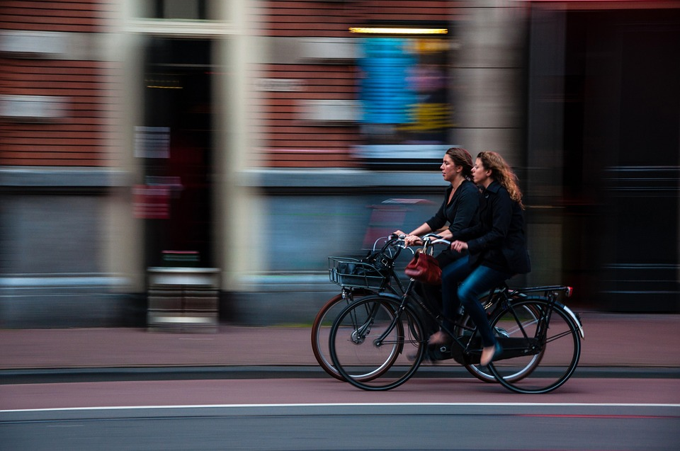 Buscan las ciudades infraestructura para sus ciclistas