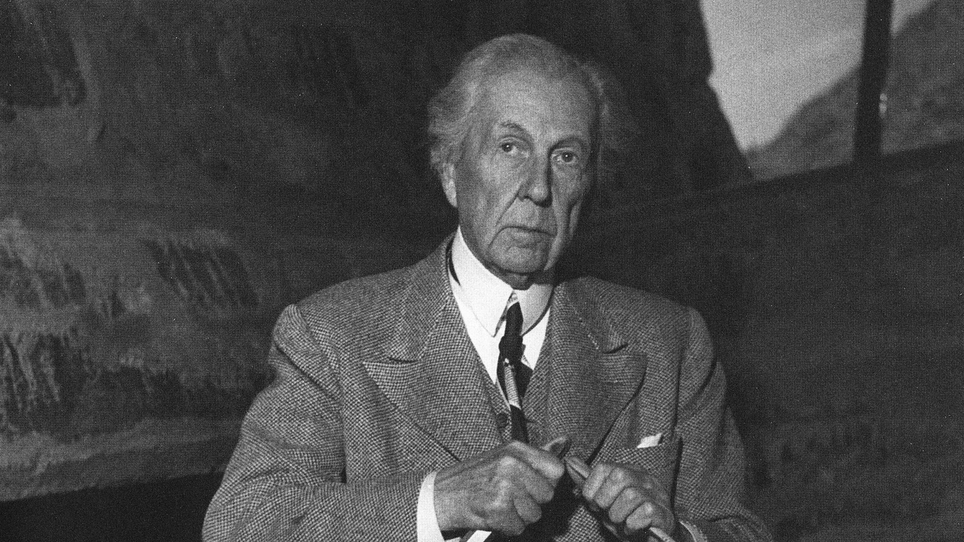 57 años sin Frank Lloyd Wright