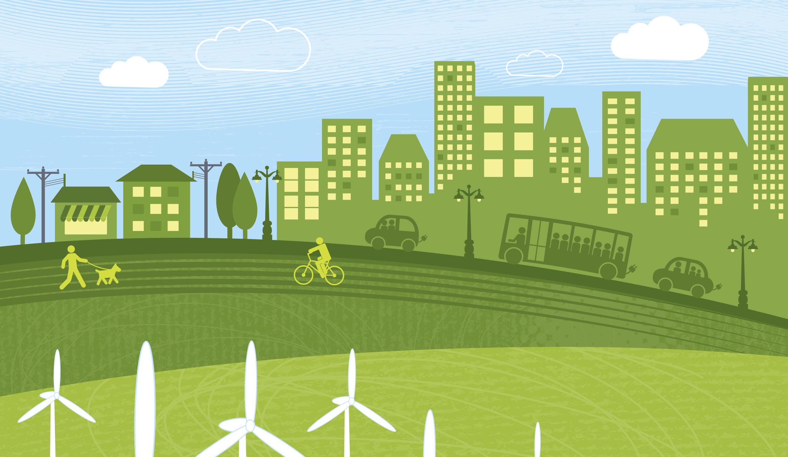Una Ciudad Inteligente se hace cuando el desarrollo urbano se logra para todos