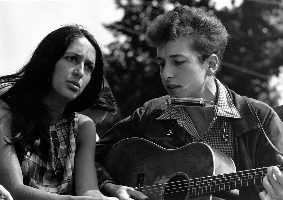 Formaba parte Bob Dylan de la lucha de Jane Jacobs