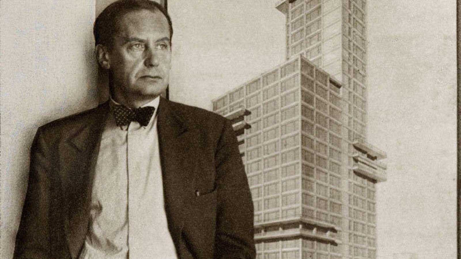 El estilo perdura: 133 años de Walter Gropius